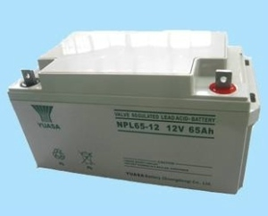 汤浅蓄电池NPL系列电池
