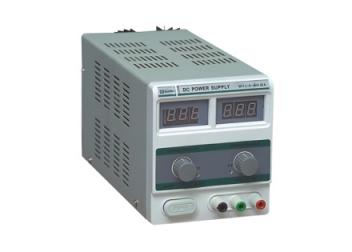 小型可调直流稳定电源